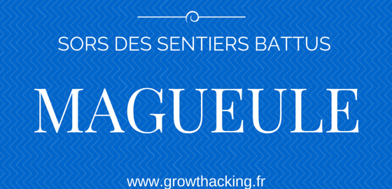 Growth hacking, sortir des sentiers battus